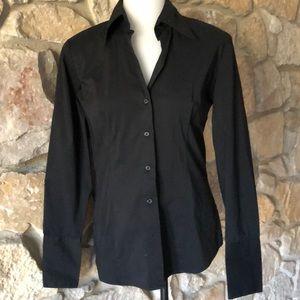 New York & Co black button top